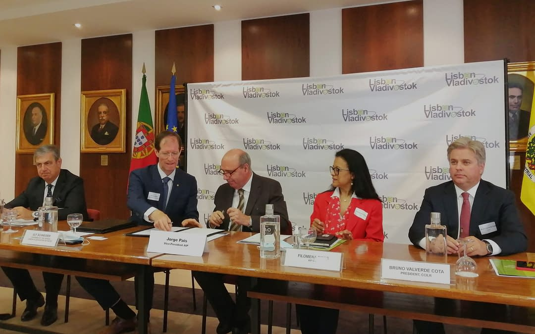 Associadas da CIP aderem à Lisbon – Vladivostok Initiative
