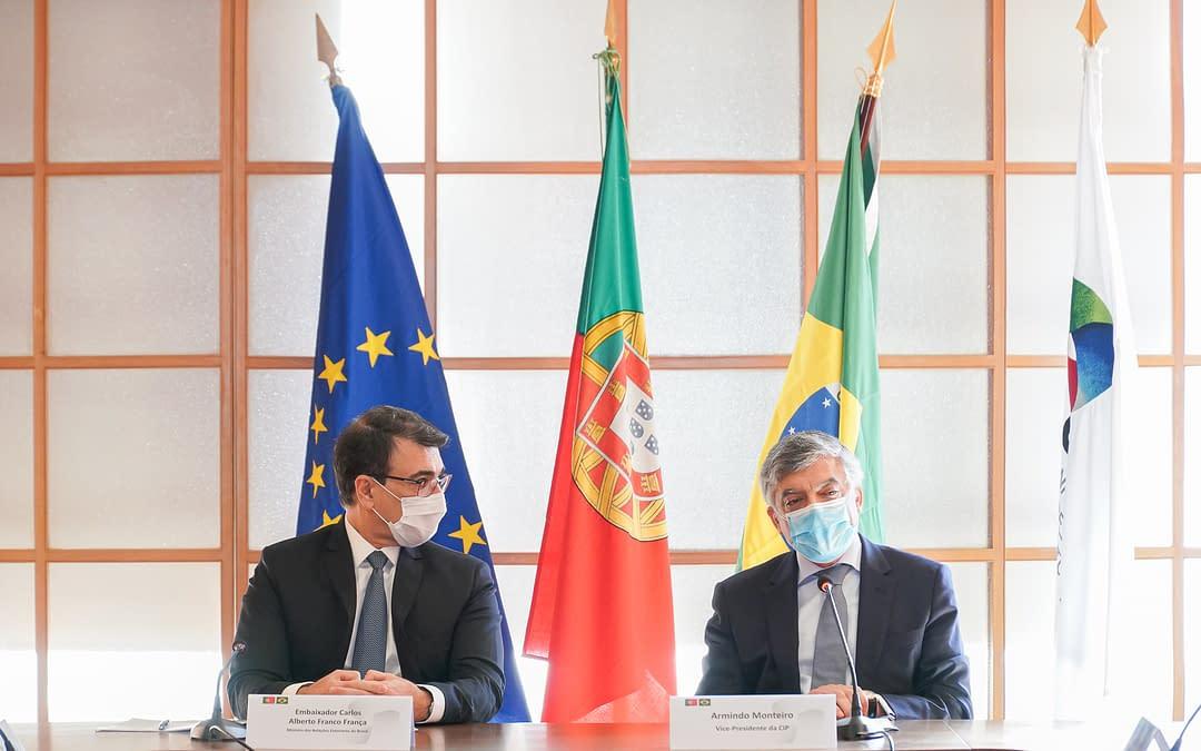 CIP recebe Ministro das Relações Exteriores do Brasil