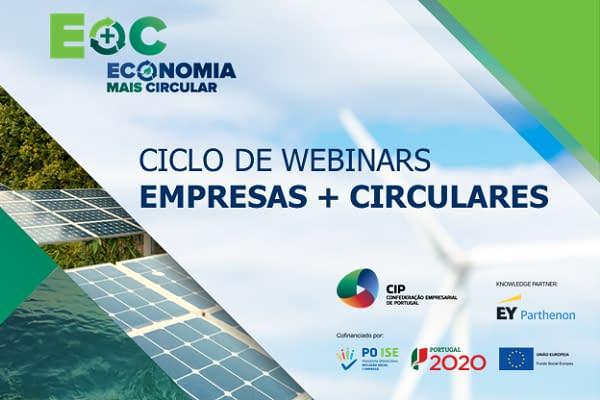 CIP e associados promovem o maior debate em Portugal sobre Economia Circular