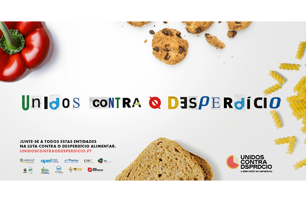 Entidades nacionais unem-se contra o desperdício alimentar
