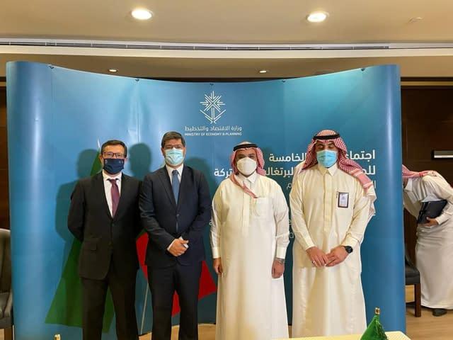 CIP participa na Comissão Mista entre a Arábia Saudita e Portugal