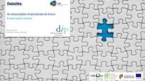 2015. As Associações Empresariais do futuro: Evoluir para crescer