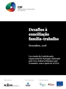 2018. Desafios à Conciliação Trabalho-Família