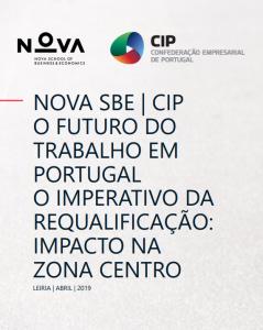 2019. O Futuro do Trabalho em Portugal - Zona Centro
